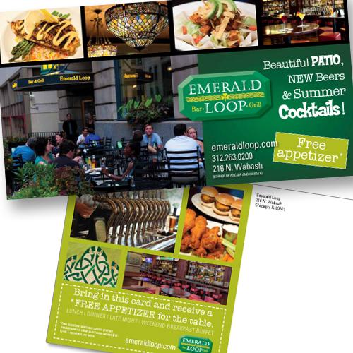 Bar/Restaurant Branding