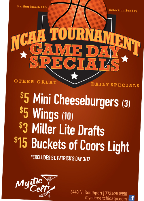 Bar/Restaurant Promotions